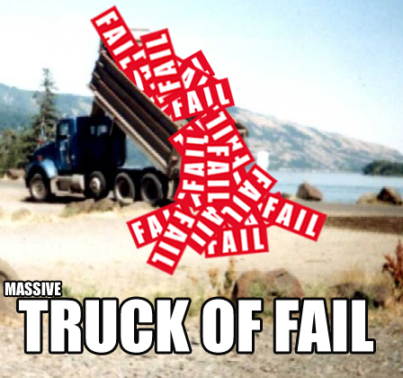 Truck of Fail
