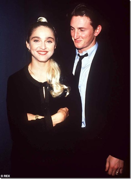 Sean penn Madonna picture[6]