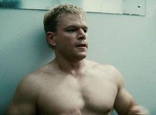 Matt Damon Invictus